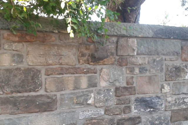 Walls and building repairs