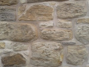 lime pointing